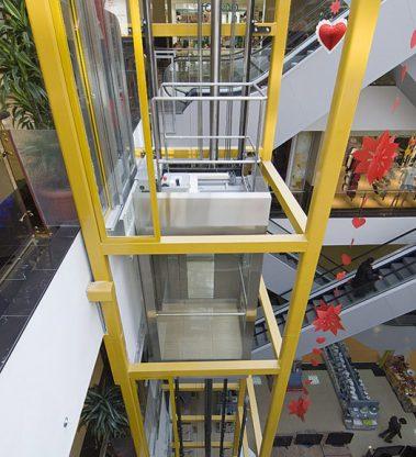 آموزش آهنکشی آسانسورهای کششی ارتفاع بلند